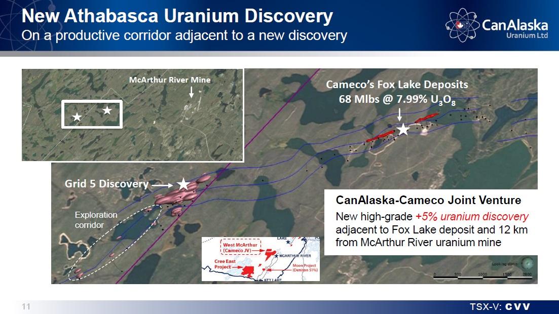 Canalaska uranium ltd cvv2g buycottarizona Gallery