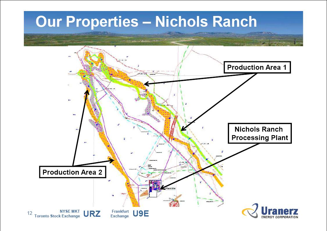 Uranerz energy corporation uranerz energy corporation is a us mining company focused on near term commercial in situ recovery isr uranium production and is currently buycottarizona Gallery