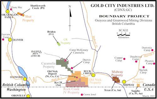 Gold City Industries Ltd